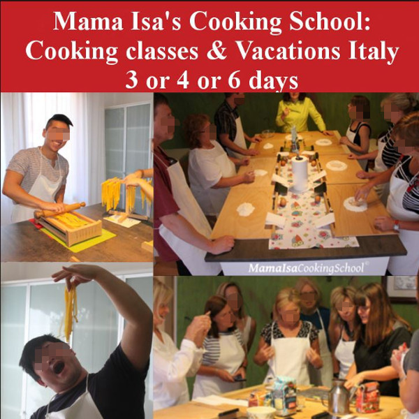 6 Day Cooking Vacations in Italy near Venice - Cooking Classes in Padua with Mama Isa