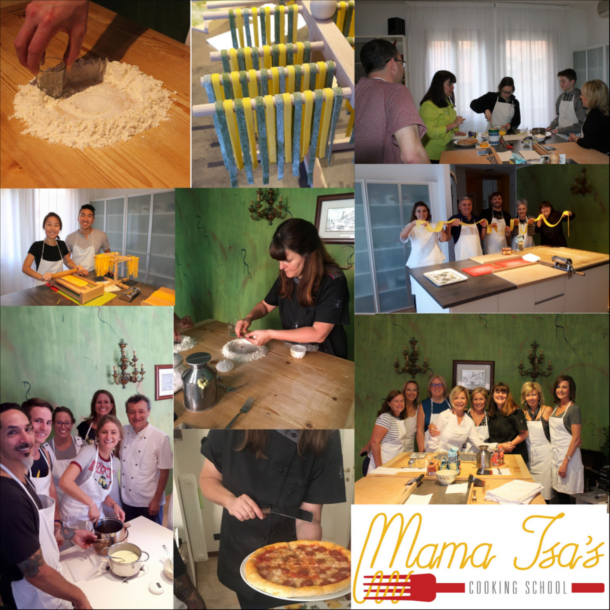 Cooking Vacations in Italy | Mama Isa's Cooking School in Venice Italy