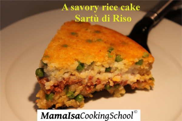 Cooking Class Gluten Free in Italy with Mama Isa near Venice - Sartu di Riso