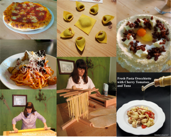 Mama Isa Cooking School in Italy near Venice one of the best cooking school in Europe