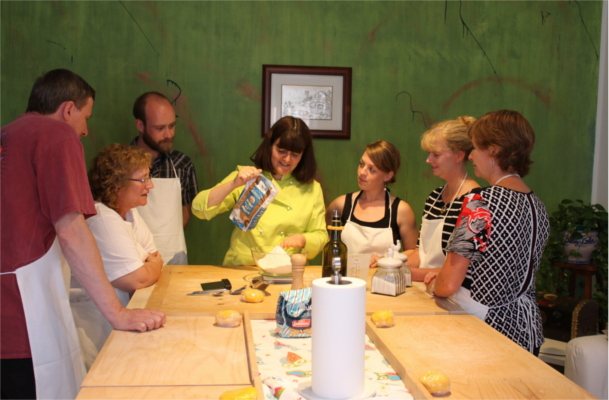 Expo Cooking Classes in Italy
