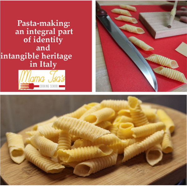 Intangible Heritage - Pasta Making in Italy with Mama Isa
