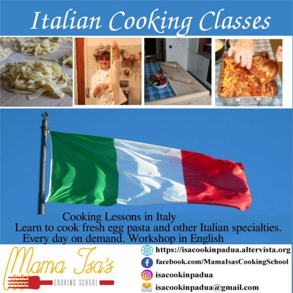 Italian Cooking Classes Italy Venice with Mama Isa