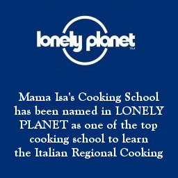Lonely Planet - Mama Isa Cooking Classes near Venice