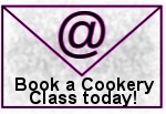 Book your cookery class in Italy today!