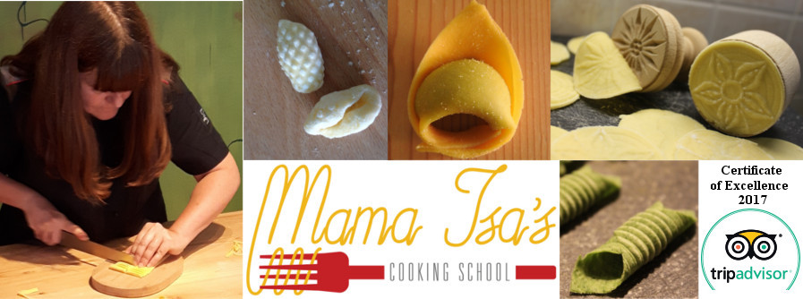 Mama Isa Cookery Courses in Venice Italy