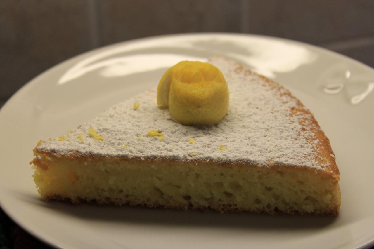 Torta al Limone e Ricotta - by Mama Isa