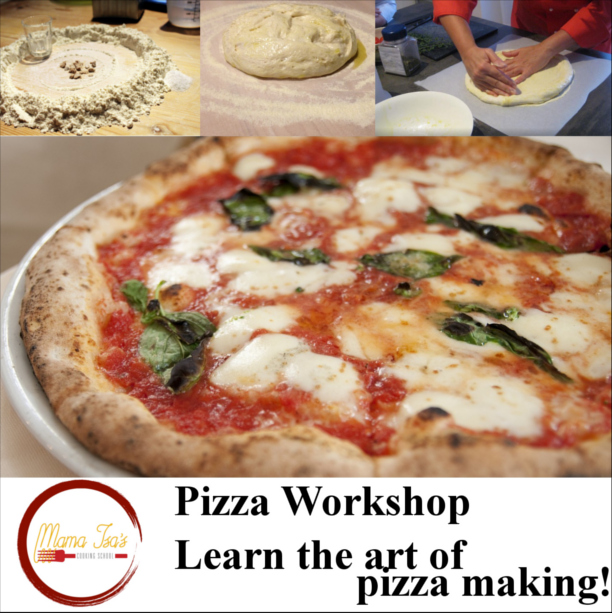 Pizza Classes in Italy Venice with Mama Isa