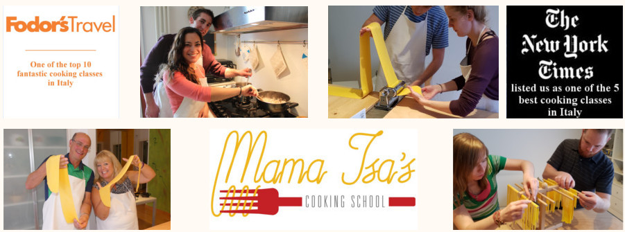 Mama Isa's Romantic Cooking Classes in Venice Italy
