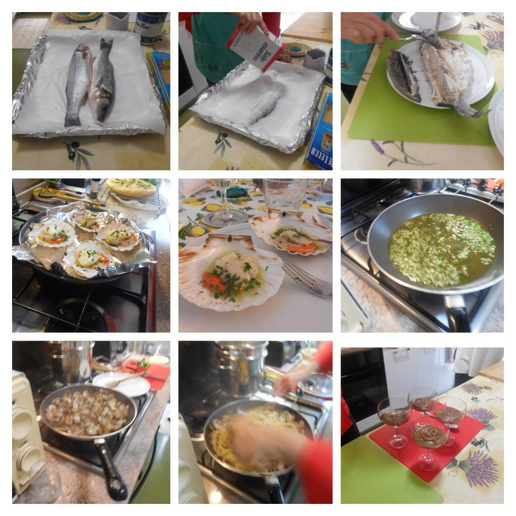 Take a Seafood Cooking Class in Italy near Venice with Mama Isa