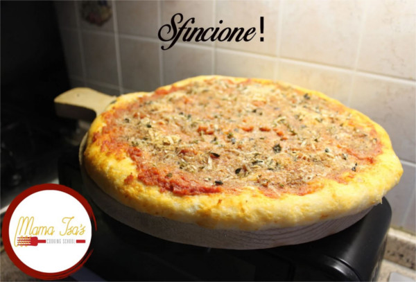 Bread Baking Cooking Classes Italy Sfincione Mama Isa