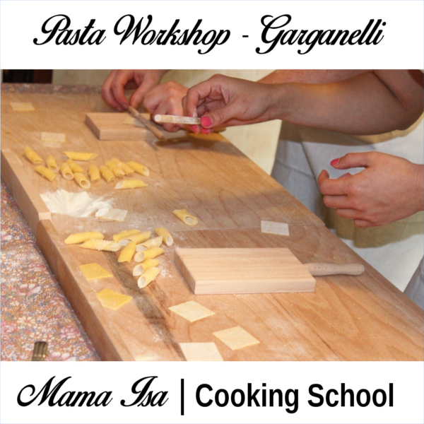 Vegan Cooking Classes in Italy | Pasta Workshop Mama Isa Cooking School
