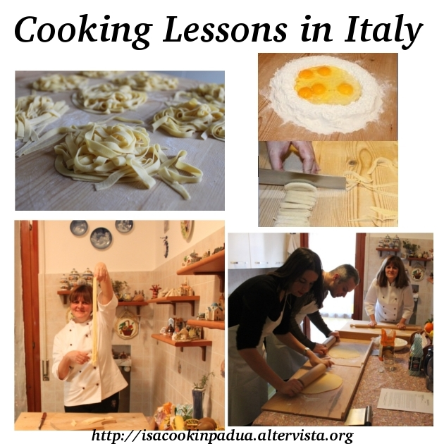Cooking Lessons in Italy