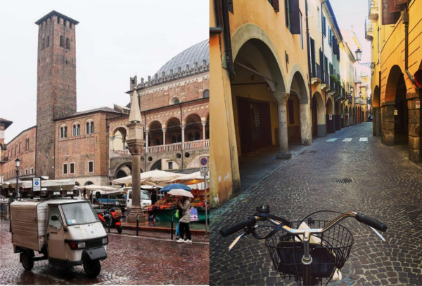 Padova Food Tour in Italy Open-air Markets