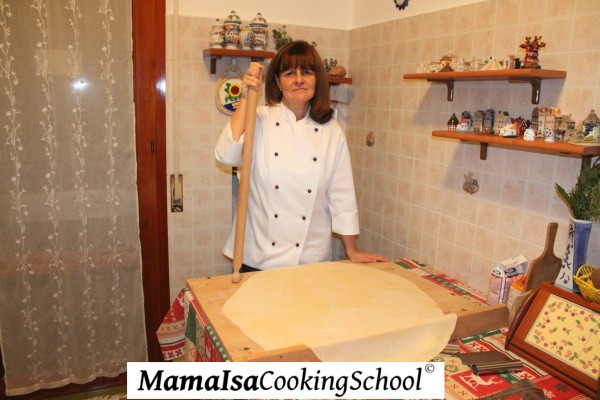 Step 19: How to make fresh egg pasta - The art of pasta making in Italy