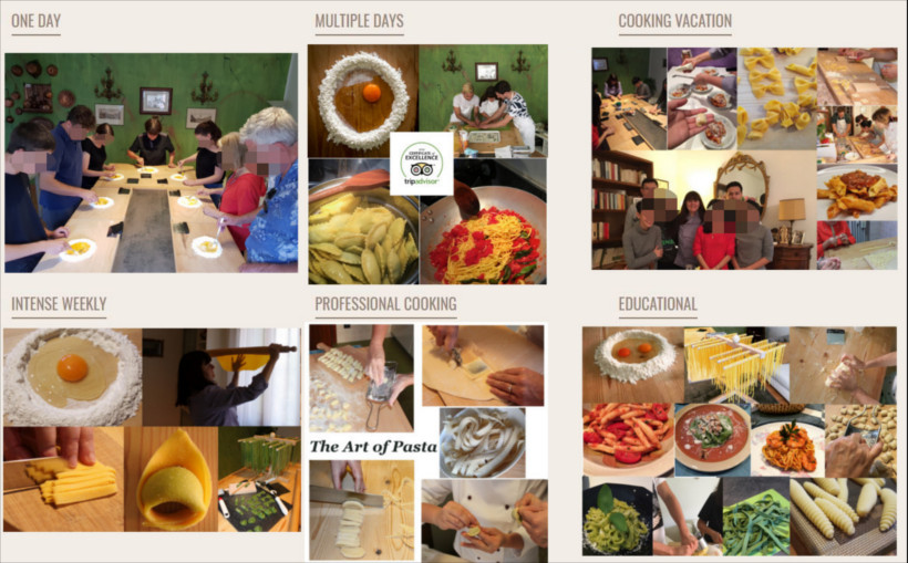 Cooking Classes in Italy Programs