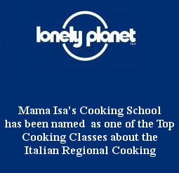 Mama Isa's Cooking School Featured on Lonely Planet