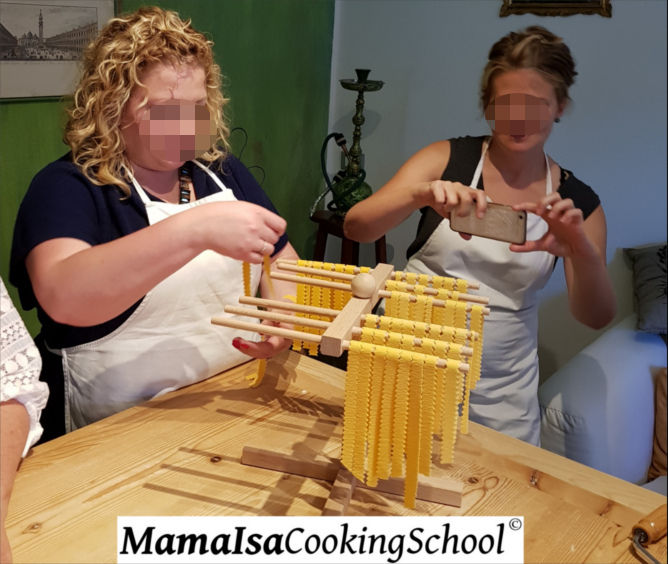 Pasta Classes in Italy