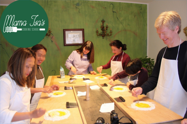 week cooking courses in Italy
