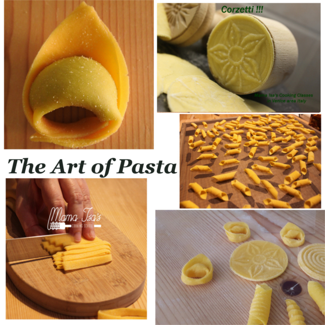Cooking Vacations 6 day Classes Venice Italy - Pasta Workshops