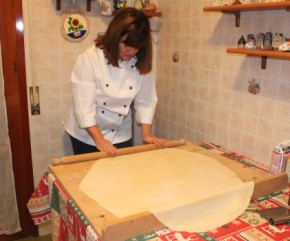 Mama Isa's Cooking Classes Venice Italy