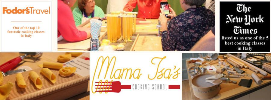 Contatti Mama Isa's Cooking School