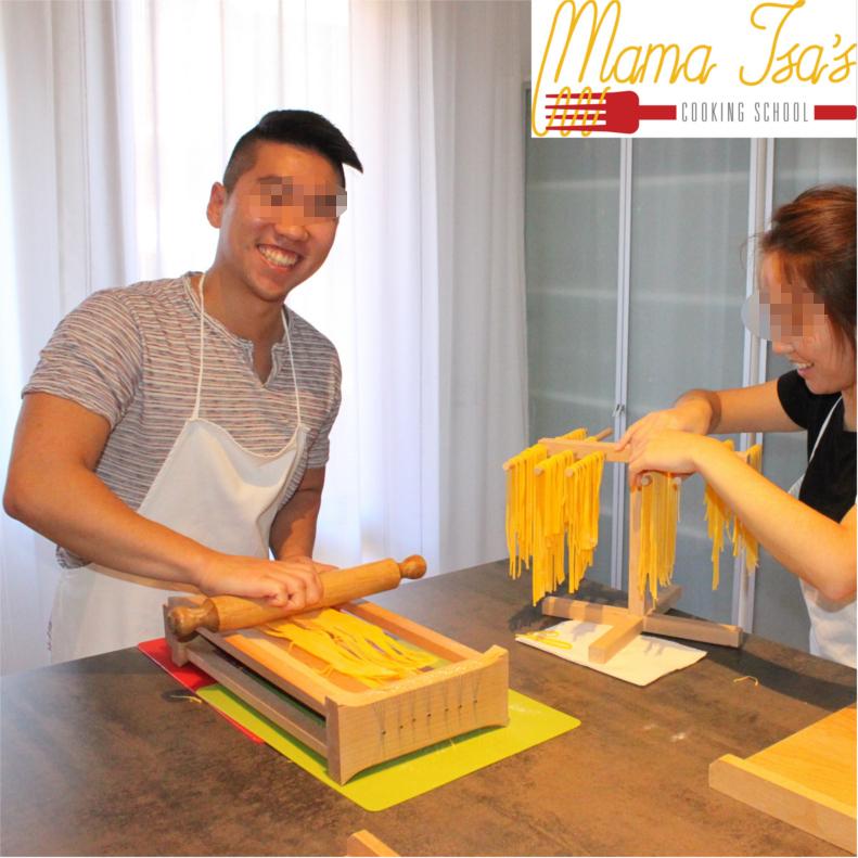Pasta Classes in Italy