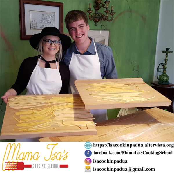 The Joy of Making Fresh Pasta at Mama Isa Cooking Classes Italy Venice