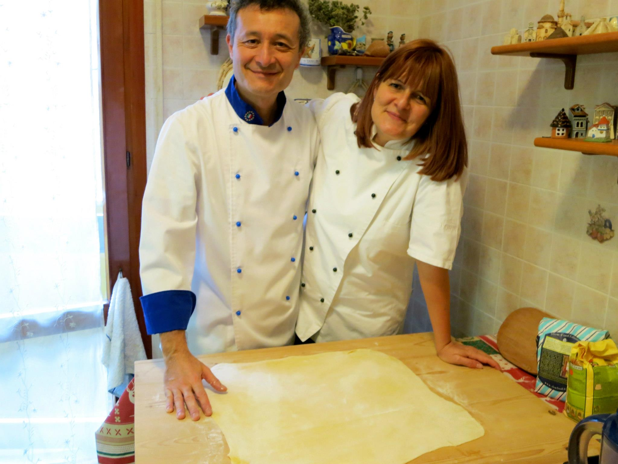 Cooking Classes in Italy Venice Stefano and Isa