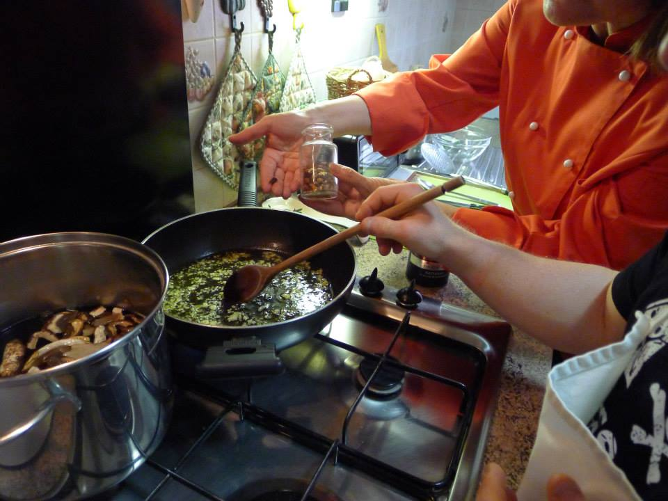 Gluten Free Cooking Classes in Italy Venice