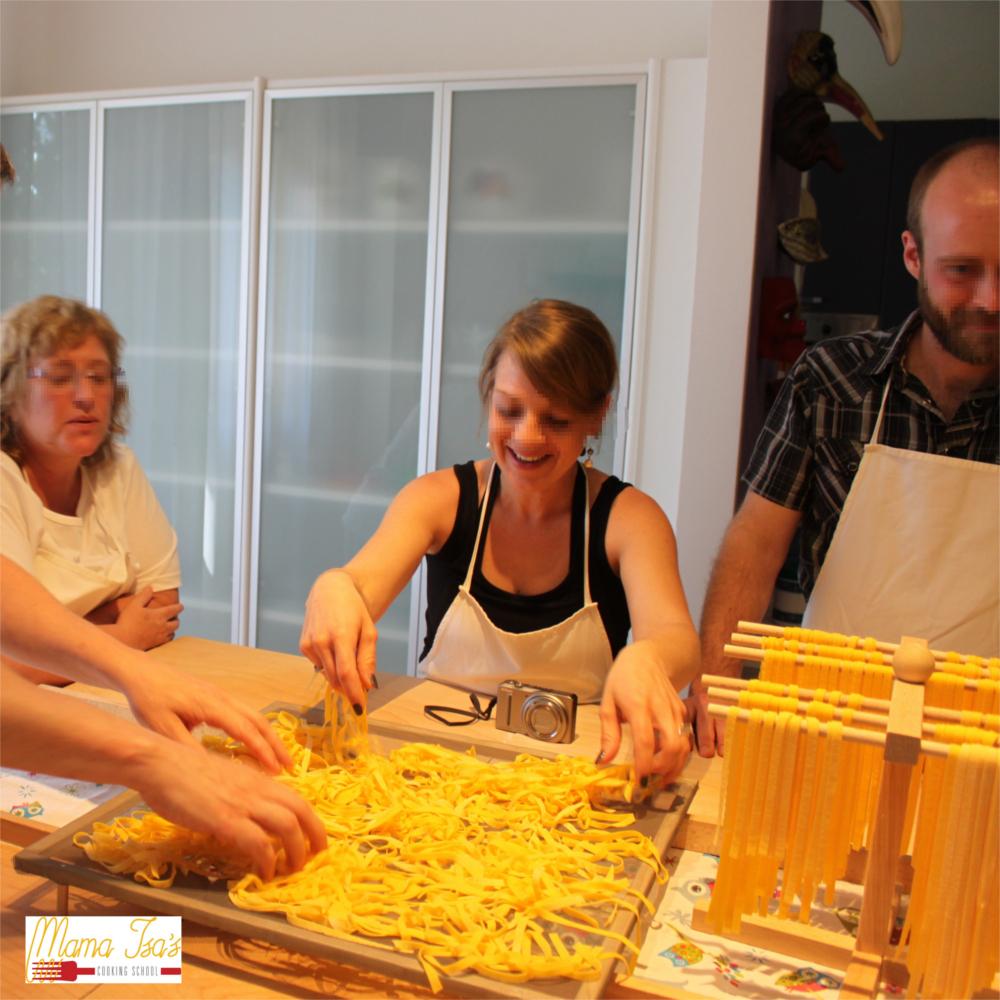 Pasta Classes Italy Venice
