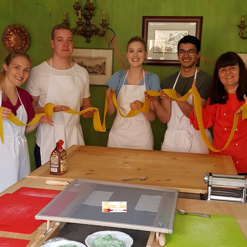 Week Cooking Course Italy