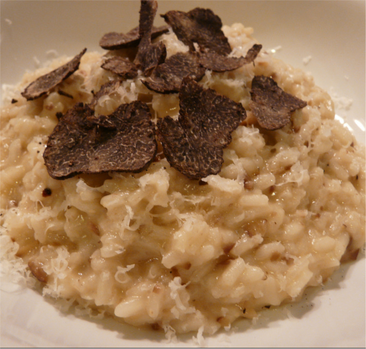 Risotto with Mama Isa