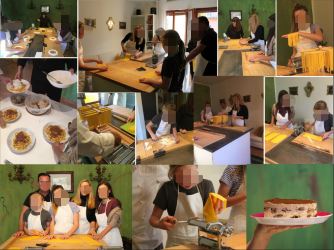 Cooking Classes in Italy for Families
