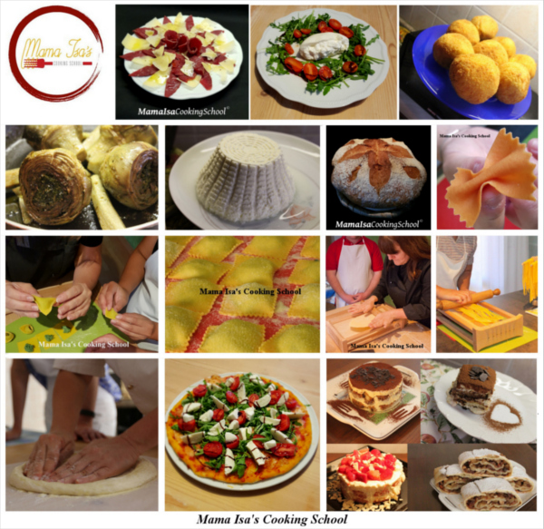 Half Day Cooking Classes in Venice Italy
