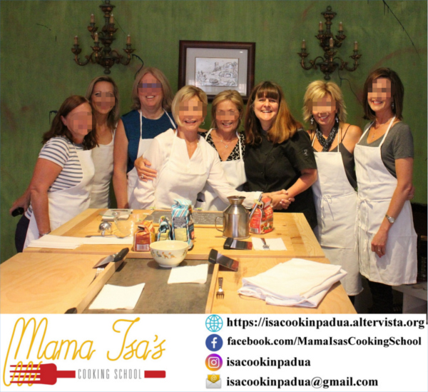 Hands-on Cooking Classes in Venice area Italy | Mama Isa's Cooking School