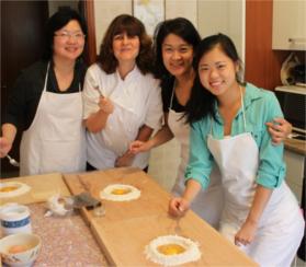 Learn to make fresh egg pasta