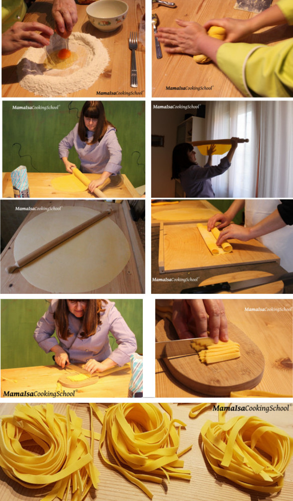 Pasta By Hand