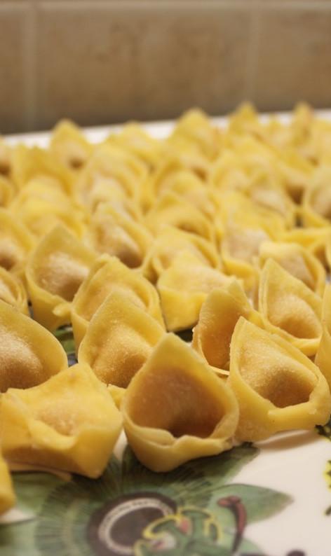 How To Make Homemade Tortellini