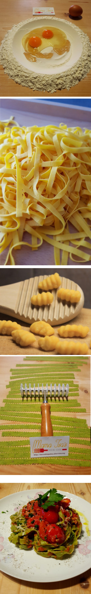 The Art of Making Pasta in Italy