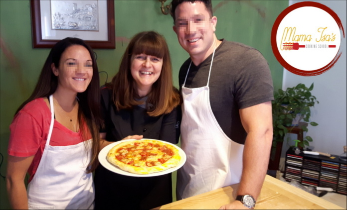 Pizza Class at Mama Isa Cooking Classes Venice Italy