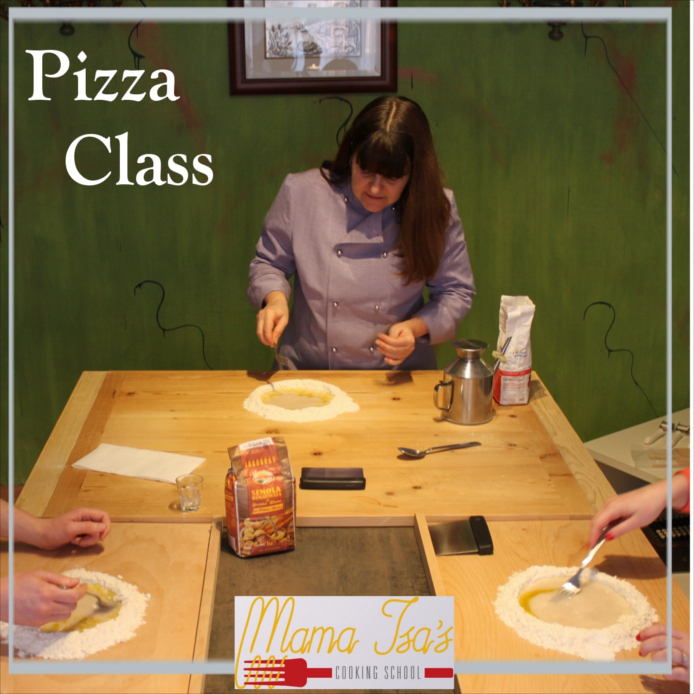Pizza Class Cooking Classes in Veneto Venice Italy