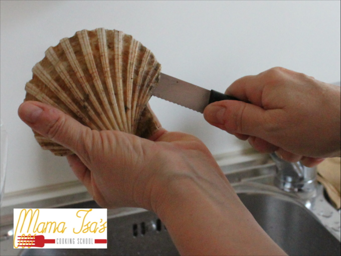 Seafood Cooking Class in Italy Venice