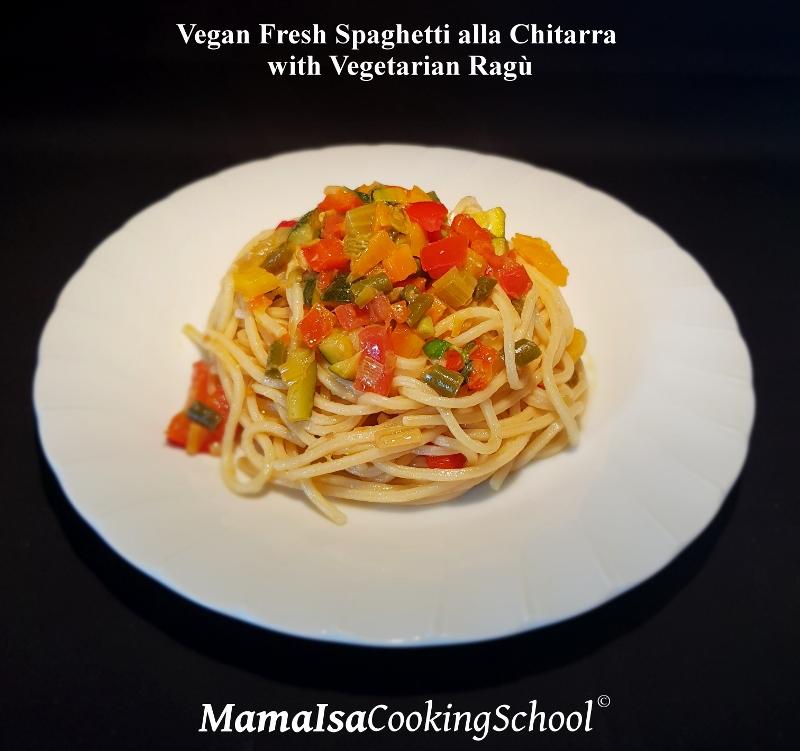 Vegan Cooking Classes in Italy Venice - Vegan Fresh pasta class