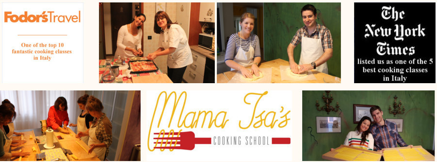 Week Long Cooking Course in Venice Italy