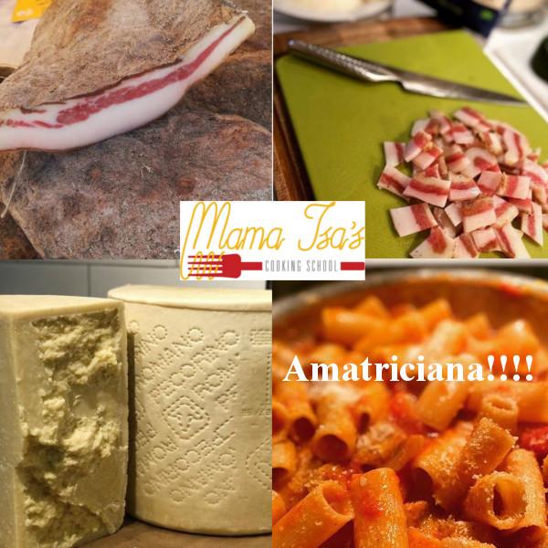Amatriciana Sauce