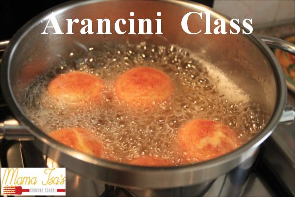 Arancini class