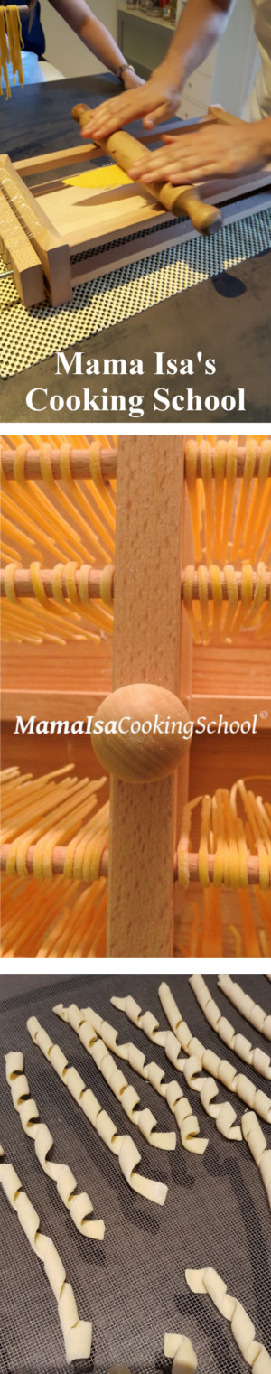 Week Long Cooking Course at Mama Isa's Cooking School