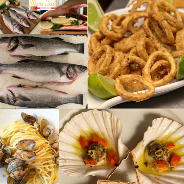 Seafood Italian Dishes
