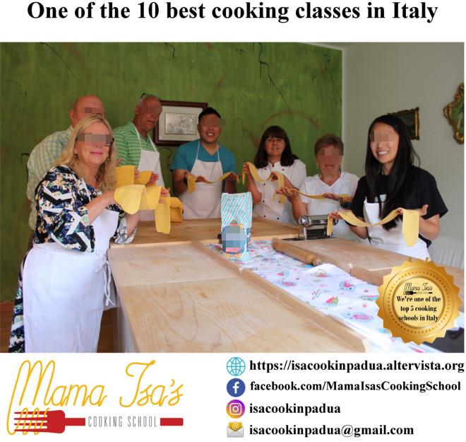 Mama Isa's Cooking School